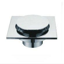 three holes pop up floor drain bounce type anti-odor bathroom hardware supplies bathroom floor drain torneira eletrica banheiro