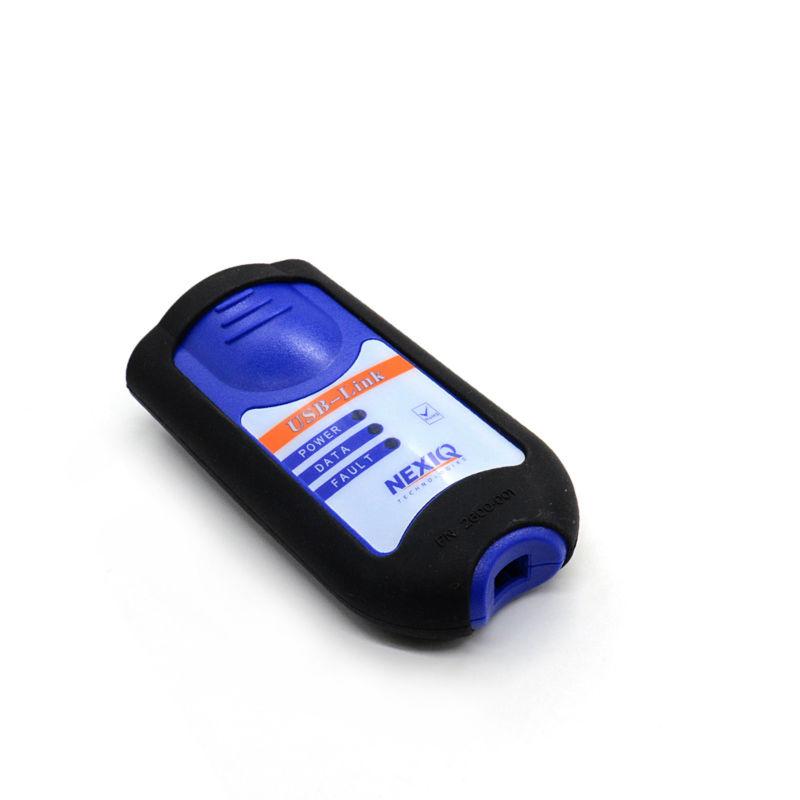 Купить Новое прибытие NEXIQ Heavy Duty Truck Auto Сканер инструмент NEXIQ USB Link на продажи nexiq 125032 usb link DHL Свободная