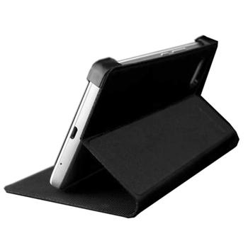 Etui dla Lenovo K920 / oryginalne Lenovo / flip case z funkcją stojaka