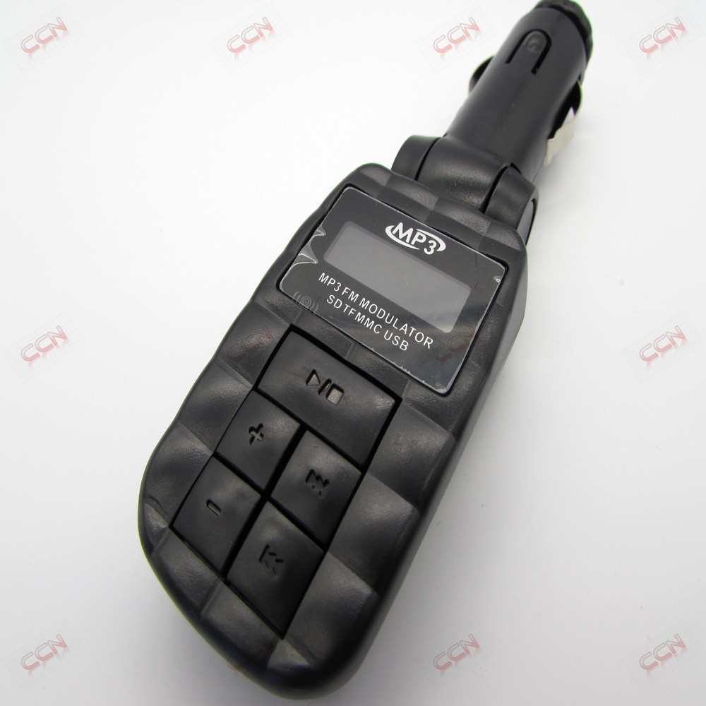 The cheapest car mp3 player with FM supports USB/TF/SD/MMC card(China (Mainland))