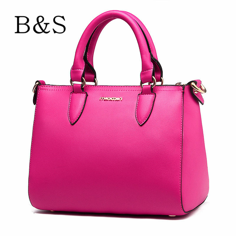 2016 Designer Handbags High Quality Leather Women Messenger Bags Fashion Brand Female Shoulder Bags Dames Luxury Kabelky 8 Color(China (Mainland))