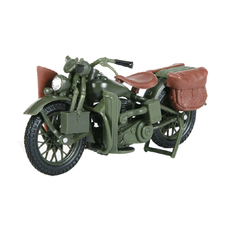 Plastic diecast Motorcycle model for Harley Davidson 1:18 high speed racing motorbike collection gift toy(China (Mainland))