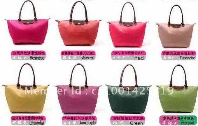 Popular Nylon Tote Bags – TrendBags 2017
