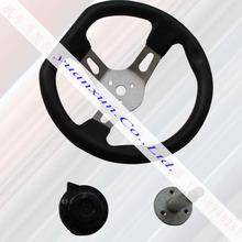 Atv картинг руль автоаксессуары рулевого рули фермер патрульная машина изменения рулевого колеса автомобиля
