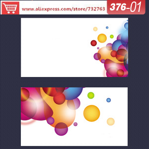 0376-01 business card template for metal gift card business cards online design business cards printed(China (Mainland))