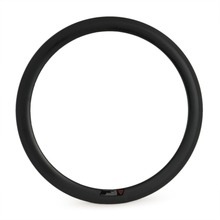 23mm Width/Wider 700C 50mm Tubular Racing Road Bike/Bicycle Carbon Fiber Rim with V shape 20holes(Hong Kong)