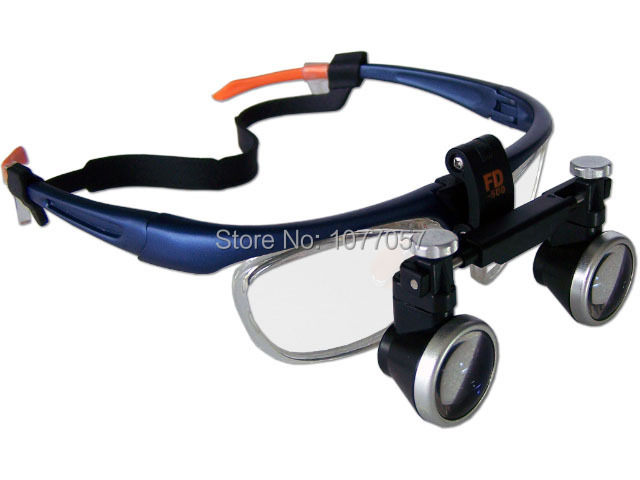 High Quality Ultra-Light 3.5X Medical magnifying glass Surgical loupes Dental Loupes medical loupes head loupes FD-502-G<br><br>Aliexpress
