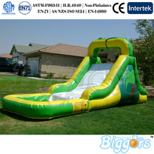 Outside Water Pool Games Inflatable Slide For Sale(China (Mainland))