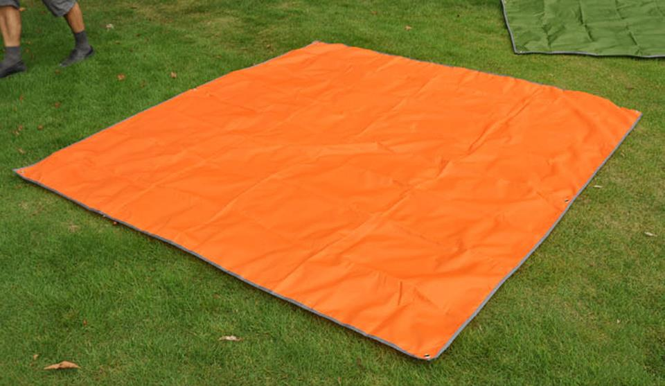 aeProduct.getSubject() & Tent Ground Cover - The Ground Beneath Her Feet