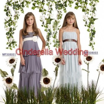 Children's dress  Flower girl dress   girl's gown & Children's DressHT01228