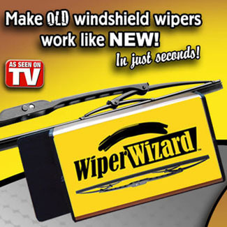 Free shipping HK POST,5 sets Wiper Wizard Windshield Wiper Blade Restorer wiper cleaner as seen on tv(China (Mainland))