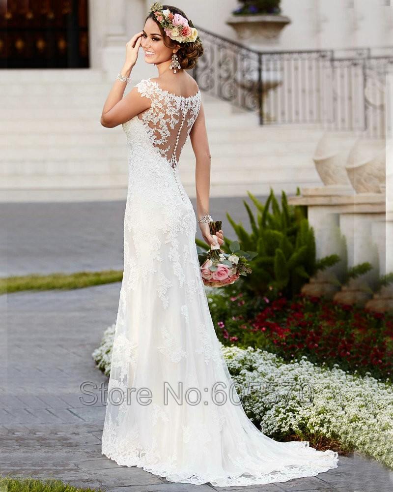 Vintage Wedding Dresses Cheap