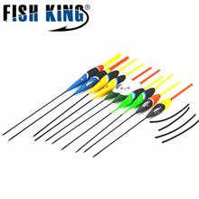 Master Series Floats 10pcs/lot 2g/17.5cm 3g/18cm 4g/21.5cm Bobber Fishing Float Set Buoy Fishing Tackle(China (Mainland))