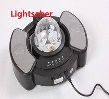 Buy RGB Light Ceiling Stage Light LED Effects Lights MP3 Voice-activated Rotating Spotlight DJ Disco Crystal Bulb Stage magic ball for $25.94 in AliExpress store