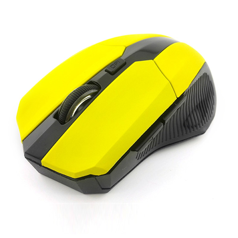 Optical Mouse Wireless USB USB Gaming Mouse Mini Mouse Computer 3 Color Portable 2.4Ghz(China (Mainland))