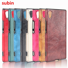 Buy Sony Xperia XA1 G3121 G3123 G3125 Case Soft TPU+PU Leather Paste Silicone Phone Cover Sony Xperia XA1 Dual G3112 G3116 for $2.72 in AliExpress store