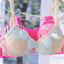 C18 2015 New Smart Bra Form Hanger Holder Protector Storage Shaper Display Clothes Hangers free shipping(China (Mainland))