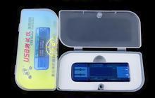 USB tension et courant mètre OLED mobile détecteur de puissance soutien QC2.0 charge rapide