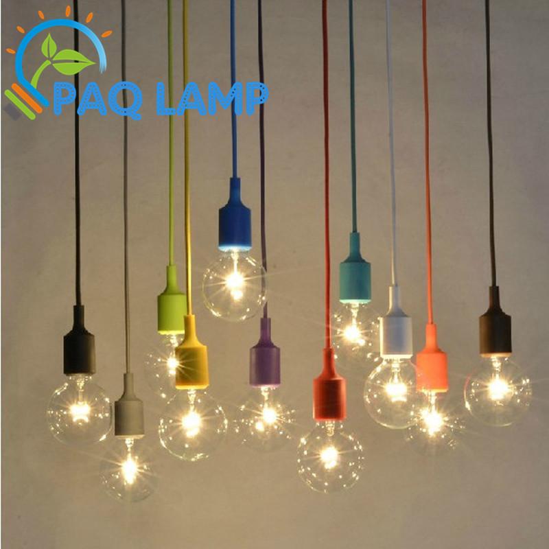 Vente en gros suspendus ampoule socket d 39 excellente for Gros luminaire suspendu