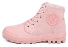 Mujeres botas botas 2016 nueva llegada de las mujeres de invierno botas de nieve caliente botas de moda botines de plataforma para las mujeres zapatos(China (Mainland))