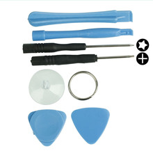 7 in1 Opening Pry Tools Screwdriver Repair Moble Phone Disassemble Kit Set for Apple iPhone 3GS 4 4S 5 iPod Touch Tablet etc