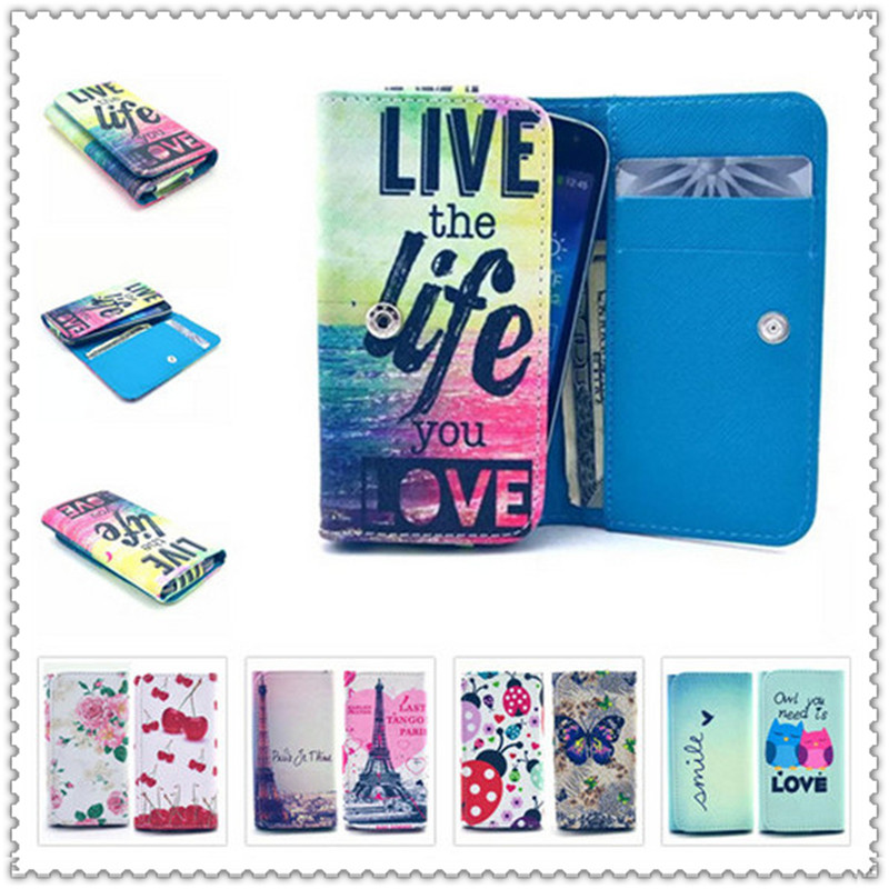 Case For Acer neoTouch,F900 2016 Hot Sale PU Leather Protection Phone Case With 20 Painting And Card Wallet(China (Mainland))
