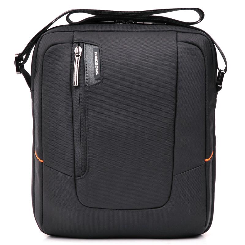 Kingsons Waterproof Notebook Computer Laptop Bag Unisex Briefcase Shoulder Messenger Bag Unisex Boy Girl Durable Bag(China (Mainland))