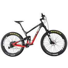 2017 IMUST 650B plus enduro carbon fiber mountain bikes high end 27.5 plus 3.0 tires bike front 110x15 rear 148x12 Xtreme 7+(China (Mainland))