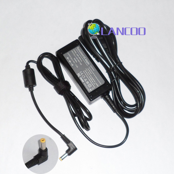 19V 2.15A Netbook Ac Adapter Power Supply Charger for Acer Aspire One 8.9'' 10.1''& Gateway Mini PC 11.6'' Laptop/Notebook(China (Mainland))