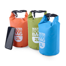 Outdoor Lightweight Rafting Bags Waterproof Bag Ultra Small Volume Folding Dry Bag for Camping Travel Bags