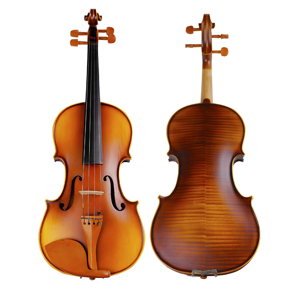 TONGLING Hand Made Antique Violin Maple Wood Violino High-grade Jujube Accessories+Case+Bow String+Rosin+Mute Freeshipping(China (Mainland))