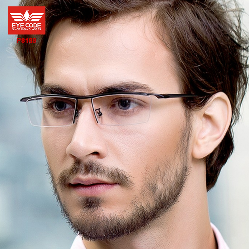 Glasses Frames That Make You Look Younger : mens eye glasses titanium Neo Gifts