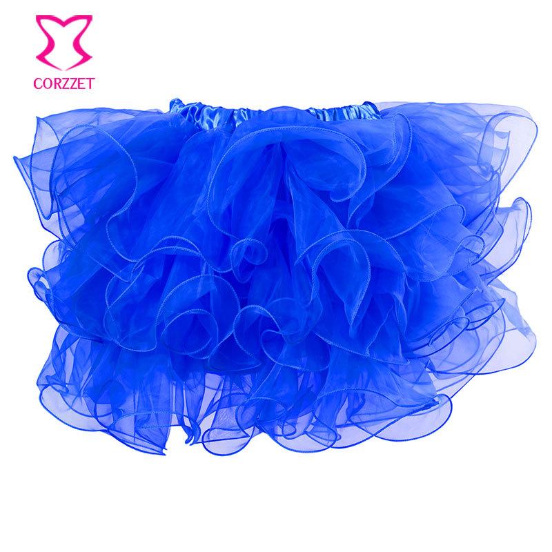 Sexy Matching Corset Adult Tutu Skirt Women Skirts Summer 2015 Clubwear Party Ball Gown Skirts Womens