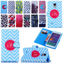 Buy Colorful Painting Flip Leather cover Case Samsung Galaxy Note 4 IV N9100 Note4 mobile phone Cover Flip Wallet Card Holder for $5.72 in AliExpress store
