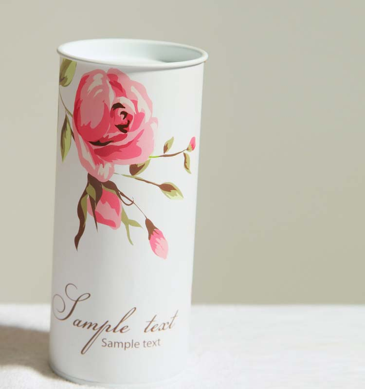 Free shipping wholesale 28pcs/lot Packaging Tube for tea, coffee, candy Aluminium Inside(China (Mainland))