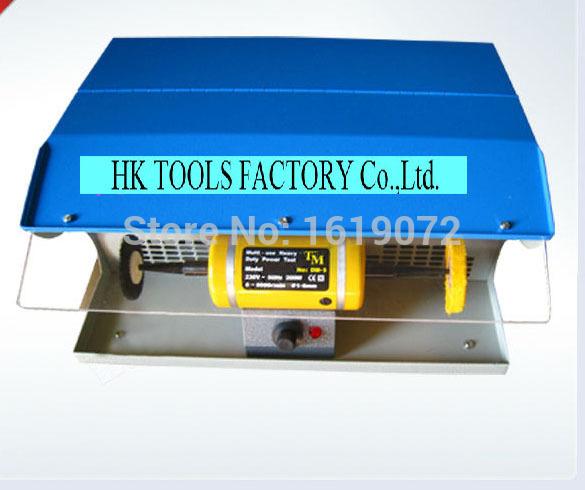 dental Polishing machine with Dust Collector,mini bench lathe,jewelry polishing machine(China (Mainland))