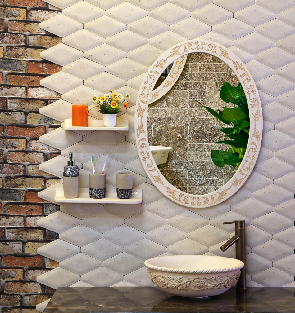 Compare prices on wash basin mirrors online shopping buy for Wash basin mirror price