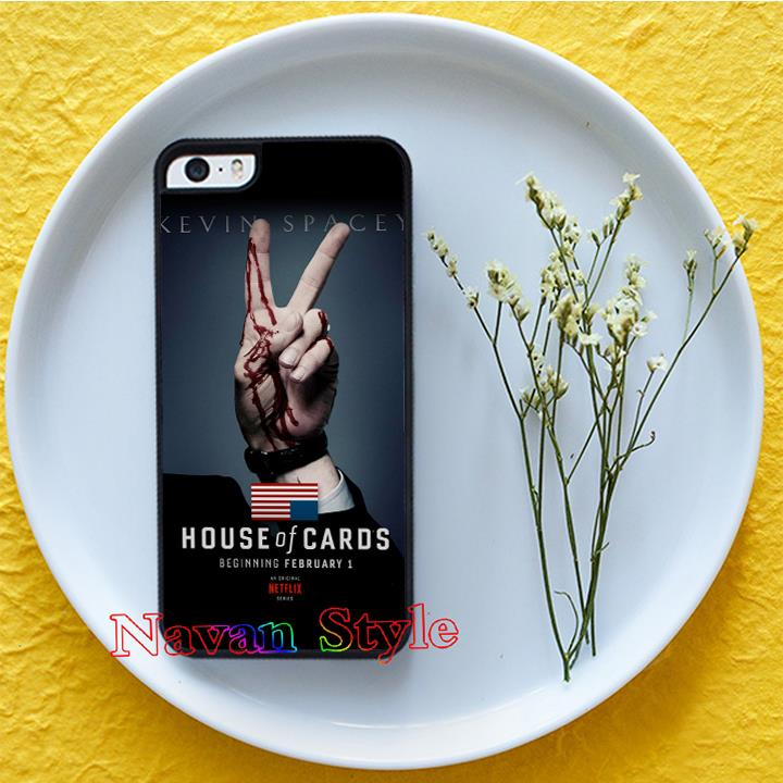 House of Cards top selling original cell phone case cover for iphone 4 4s 5 5s 5c 6 6 plus 6s 6s plus*#G5547BR(China (Mainland))