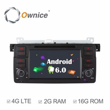 Buy Ownice C500 Android 6.0 Quad Core 7 Inch Car DVD Player For BMW E46 M3 MG ZT Rover 75 Radio GPS Navigation Bluetooth wifi 4G for $399.99 in AliExpress store