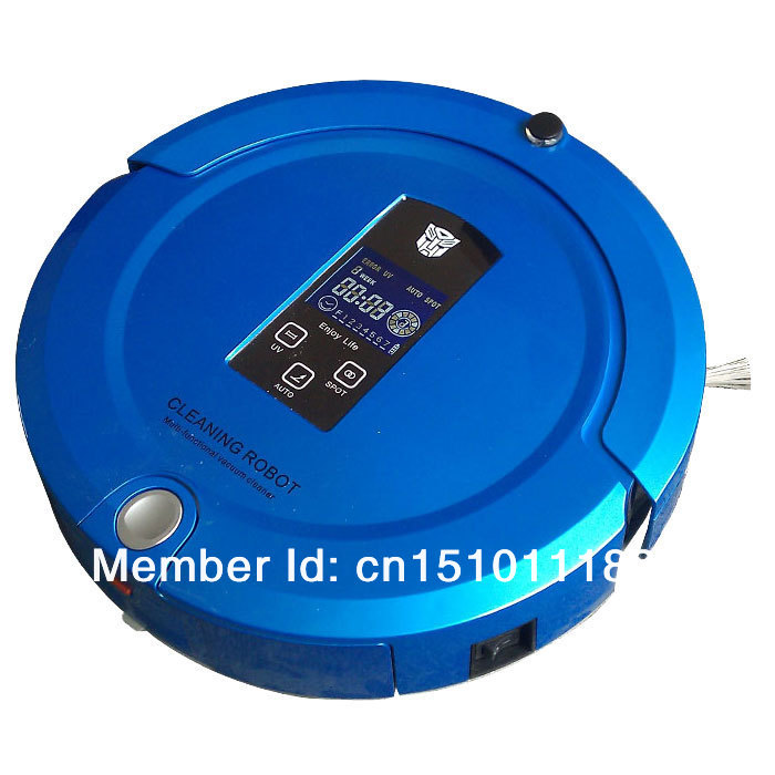 (Shipping to the world) Fully-automatic Sweeper Intelligent Household A325 One Button Operation Robot Vacuum Cleaner(China (Mainland))