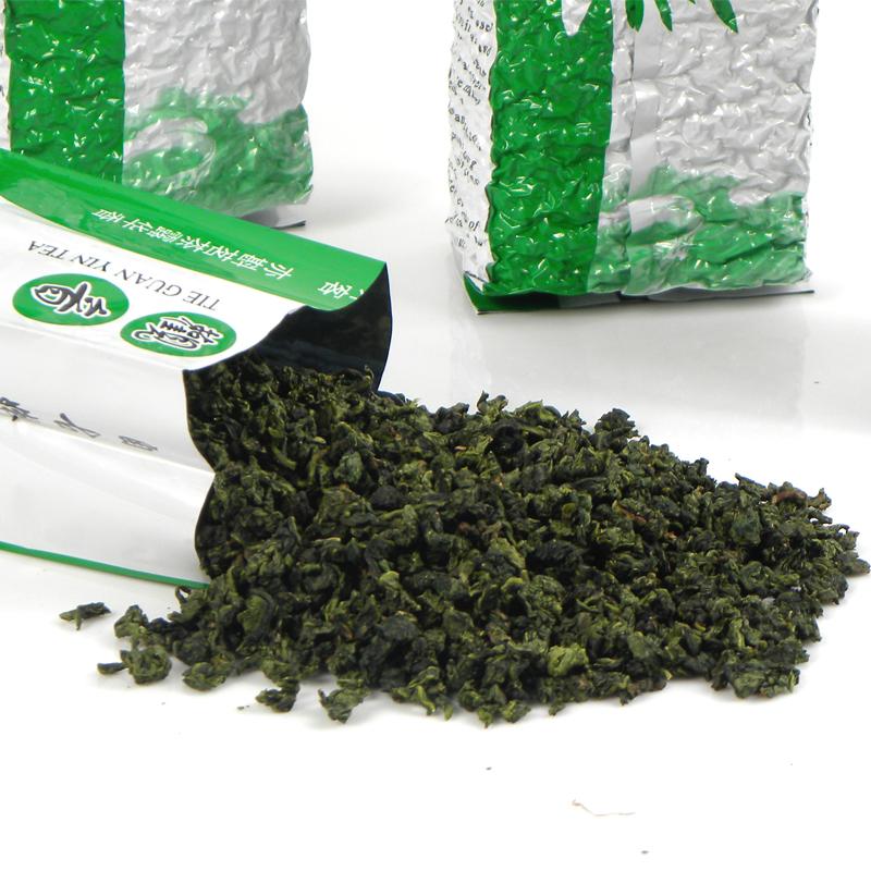 Promotion 125g top grade Chinese Anxi Tieguanyin tea oolong China fujian tie guan yin tea Tikuanyin
