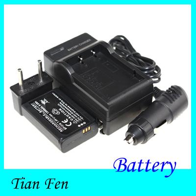 Гаджет  TianFen Hot Sale 1pcs Battery+Charger BP1310 BP 1310 Rechargeable camera Battery for SAMSUNG NX NX10 NX100 NX11 NX20 NX5 NEW  None Электротехническое оборудование и материалы