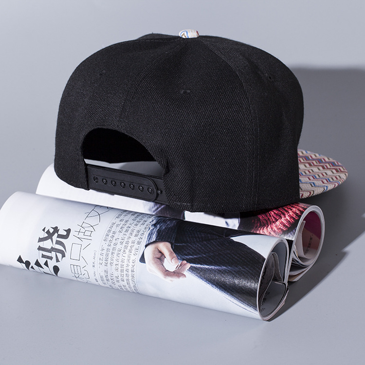 Preppy chic Adjustable Baseball cap Fashion peaked caps Male and Female Hip-hop patch(Ambition 1983 Courage) spring hat snapback