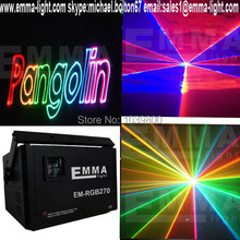 5w full color outdoor laser advertising,laser for advertisment(China (Mainland))