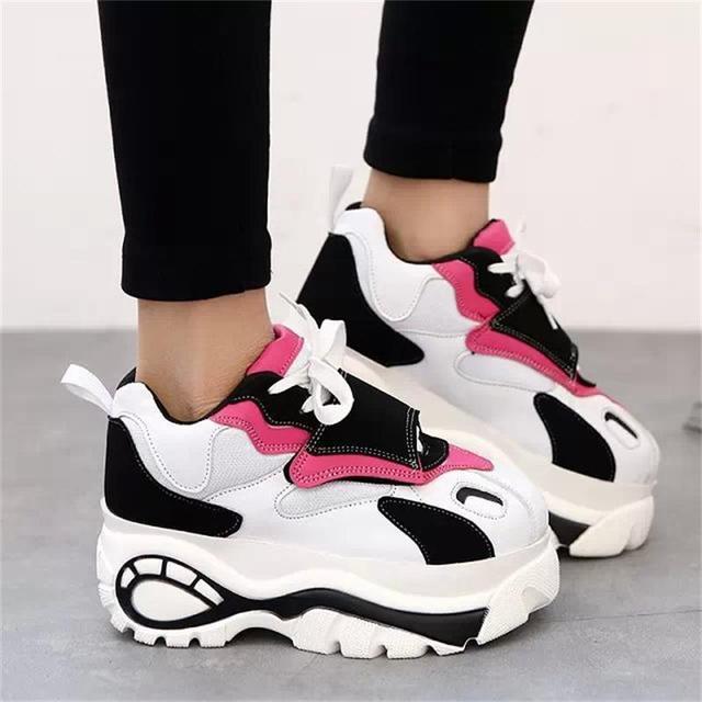 Женская обувь 2015 лето женщина платформы обувь женщин Ретро обувь женщина Шнуровке ...