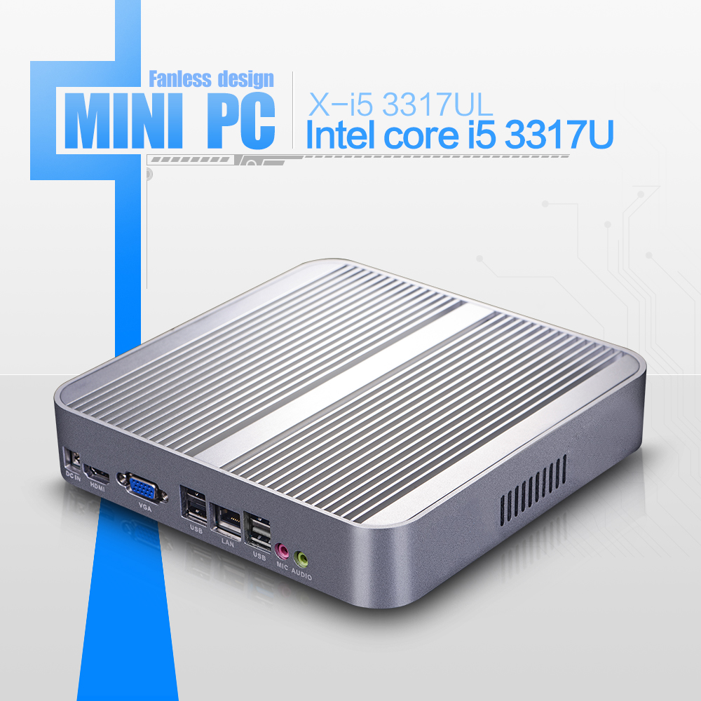 thin client pc hdmi mini pc desktop industrial computer X-26I5L 8GB RAM 128GB SSD with input 110-220V(AC),output:12V(DC)/2A.(China (Mainland))