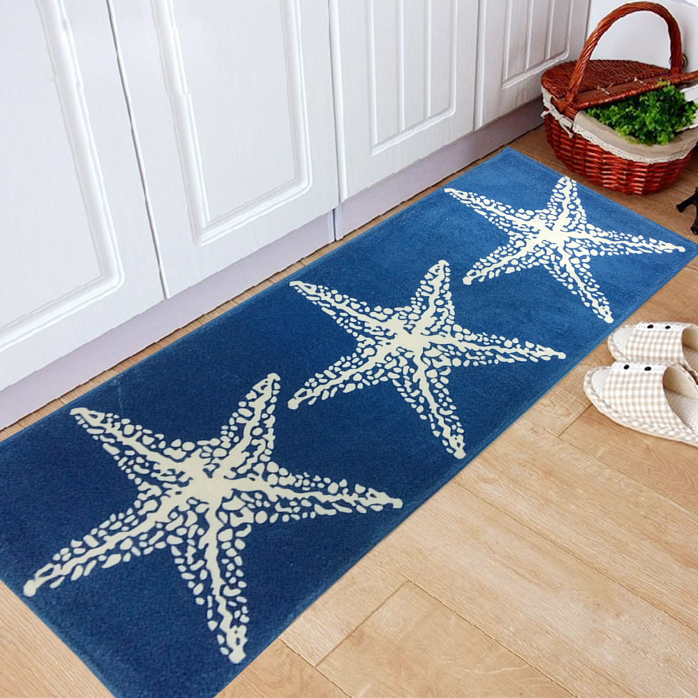 Popular Blue Kitchen Rugs-Buy Cheap Blue Kitchen Rugs Lots