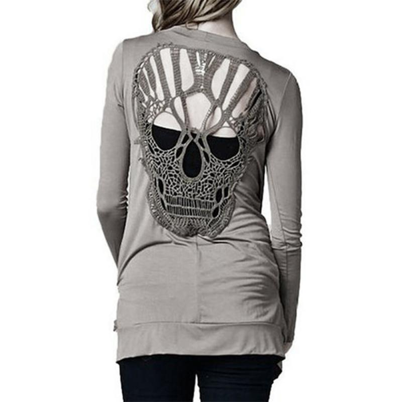 Open blouse womens shirts with original type for Long sleeve open shirt