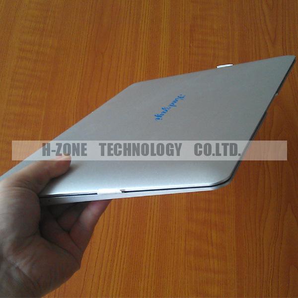 13.3 Inch Ultra Thin Notebook Laptop With Intel i5-3317U Dual-core 1.86Ghz Processor 2G RAM 64GB SSD HDMI 8400mAh Battery(Hong Kong)
