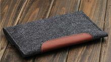 Шерсть войлок Ultrabook сумка для iPad 2 / 3 / 4 iPad воздуха / AIR2 планшет внутренний рукава сумка